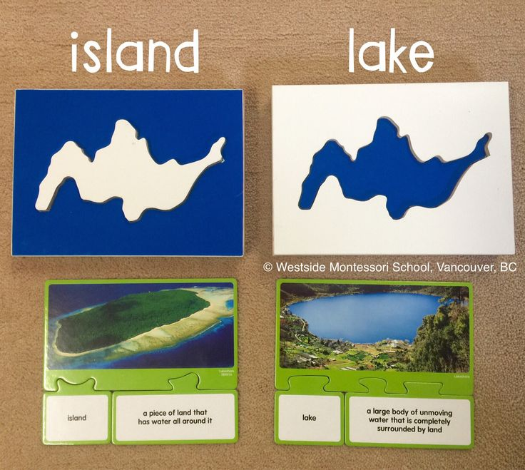montessori geography The elementary program in geography begins with a study of the basic land and  water forms, presentations of globes and maps, and a basic overview of the.