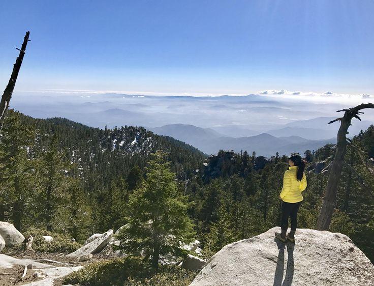 Hiking Mt. San Jacinto Peak 10834'. Mount San Jacinto State Park CA #hiking #camping #outdoors #nature #travel #backpacking #adventure #marmot #outdoor #mountains #photography