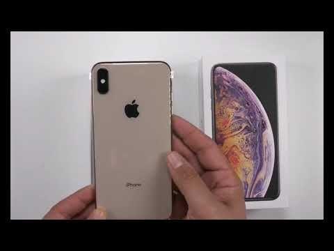 2) Best Replica 1:1 Clone iPhone Xs Max With Original Box