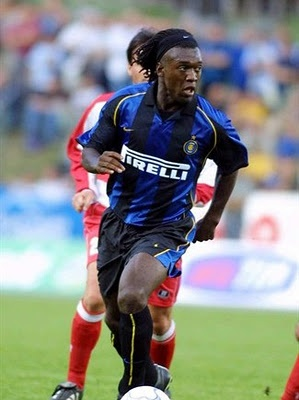 Clarence Seedorf, Internazionale Milano