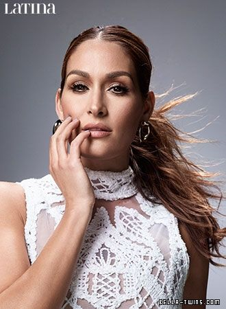 Latina: Exclusive Outtakes: The Bella Twins' August 2016 Cover Shoot - bella-twins-aug-reveal-2 - DOUBLE GLAMOUR // Your largest Brie & Nikki Bella Photo Archive, with over 350,000 photos