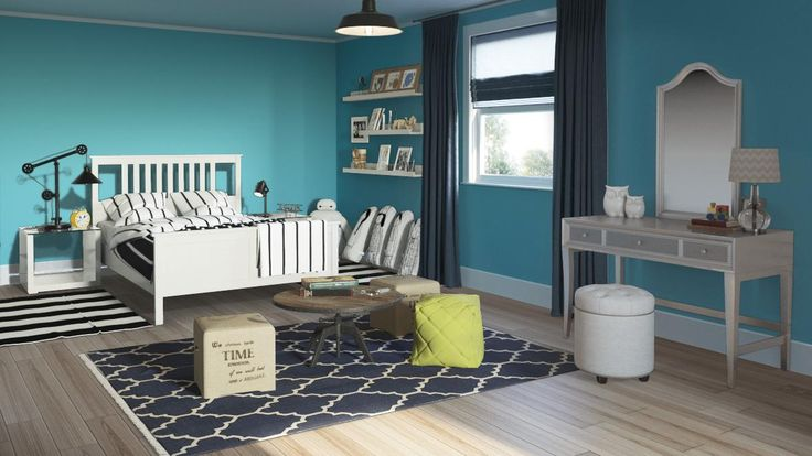 Check out the custom room I just designed with #HomeToWin's new virtual tool. Design your own here: