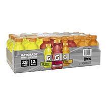 Gatorade Sports Drinks Core Variety Pack (12 fl. oz. bottles, 28 ct.)