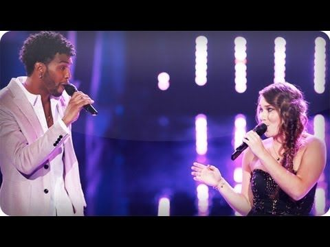 "Aquile vs. Nathalie Hernandez: ""You Make It Real"" - The Voice"