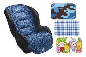 Car seat cooler...this is awesome for Phoenix summer