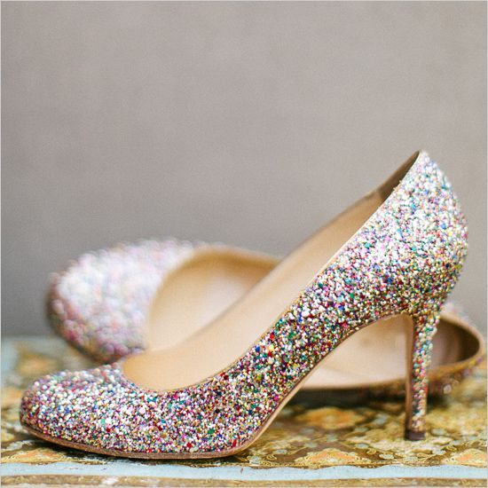 Kate Spade Sparkle Shoes