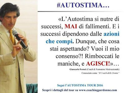 Network Marketing Vincente: #AUTOSTIMA: l'autostima si nutre di successi!