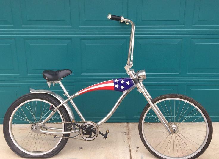 Torker BMX Brand Chopper Bicycle | eBay