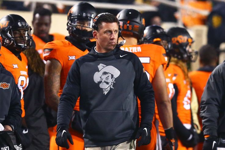 Oklahoma State's Mike Gundy warns Longhorn Network could move Texas to ... the SEC? - SBNation.com