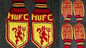 Manchester United votter herrestørrelse