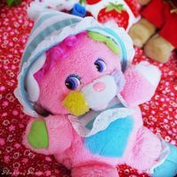 ♥Surprise Eighties♥#3 => Popples {Peluche Magique} / Pimp and Pomme