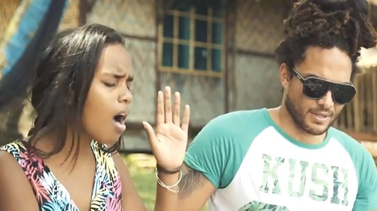 """Talented Brother And Sister Cover """"Hello"""" Reggae Style, The Result Is Incredible!"""