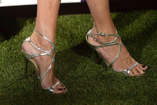 Eugenia Silva's Feet << wikiFeet