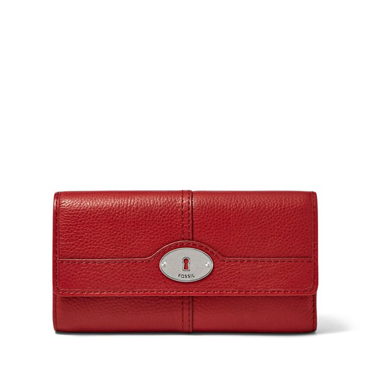 VIDA Leather Statement Clutch - MAROON SHINE by VIDA mELbWuj9z