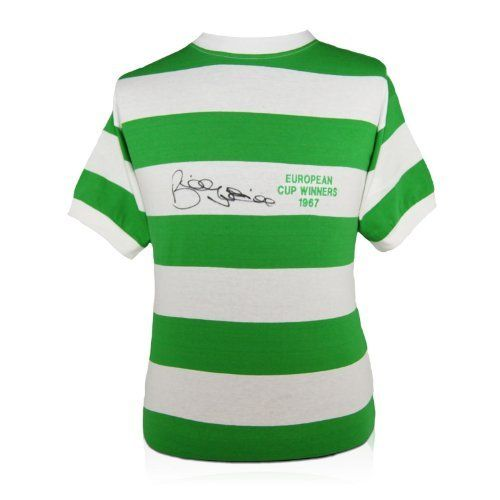 Billy McNeill Signed Lisbon Lions Celtic Soccer Jersey by exclusivememorabilia.com. $159.99. This Celtic jersey was personally signed by Billy McNeill on May 5, 2010 in Glasgow. It commemorates the Lisbon Lions' famous European Cup victory in 1967 when Celtic became the first British club to lift the trophy. McNeill was captain as the Glasgow side beat Inter Milan 3-1.