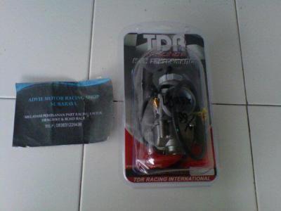 Karburator PE 28 TDR Racing  Info harga & pemesanan silahkan hubungi contact yang tercantum