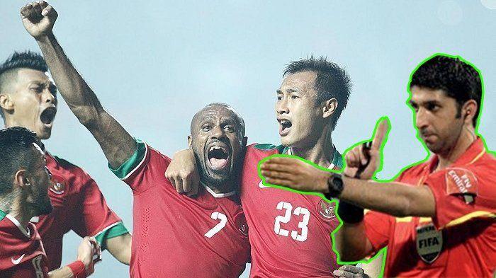 Laga Final Hari Ini Dipimpin Wasit dari Arab Nih, Lihat Catatan Timnas Indonesia Yuk!