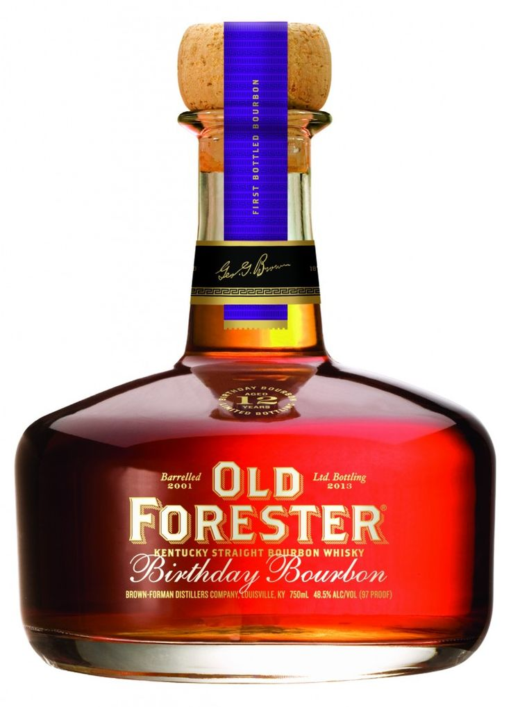 Old Forester Birthday Bourbon 2013