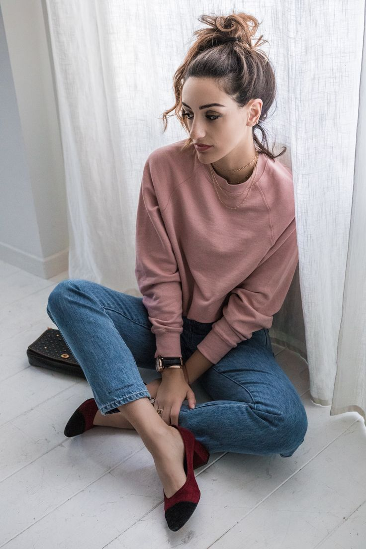 La Revue de Kenza / Kenza Sadoun el Glaoui  How to wear pink ?