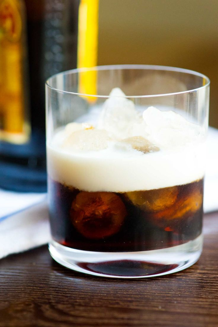 How to Make the Best White Russian