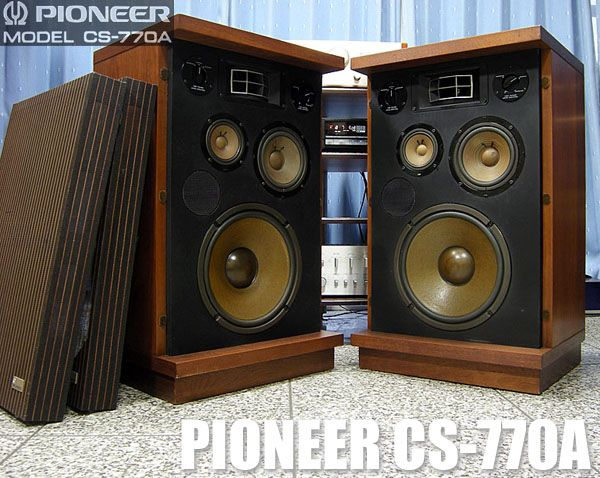 PIONEER CS-770A