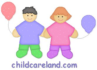 childcareland.com - Early Resources Activities For Pre-K and Kindergarten