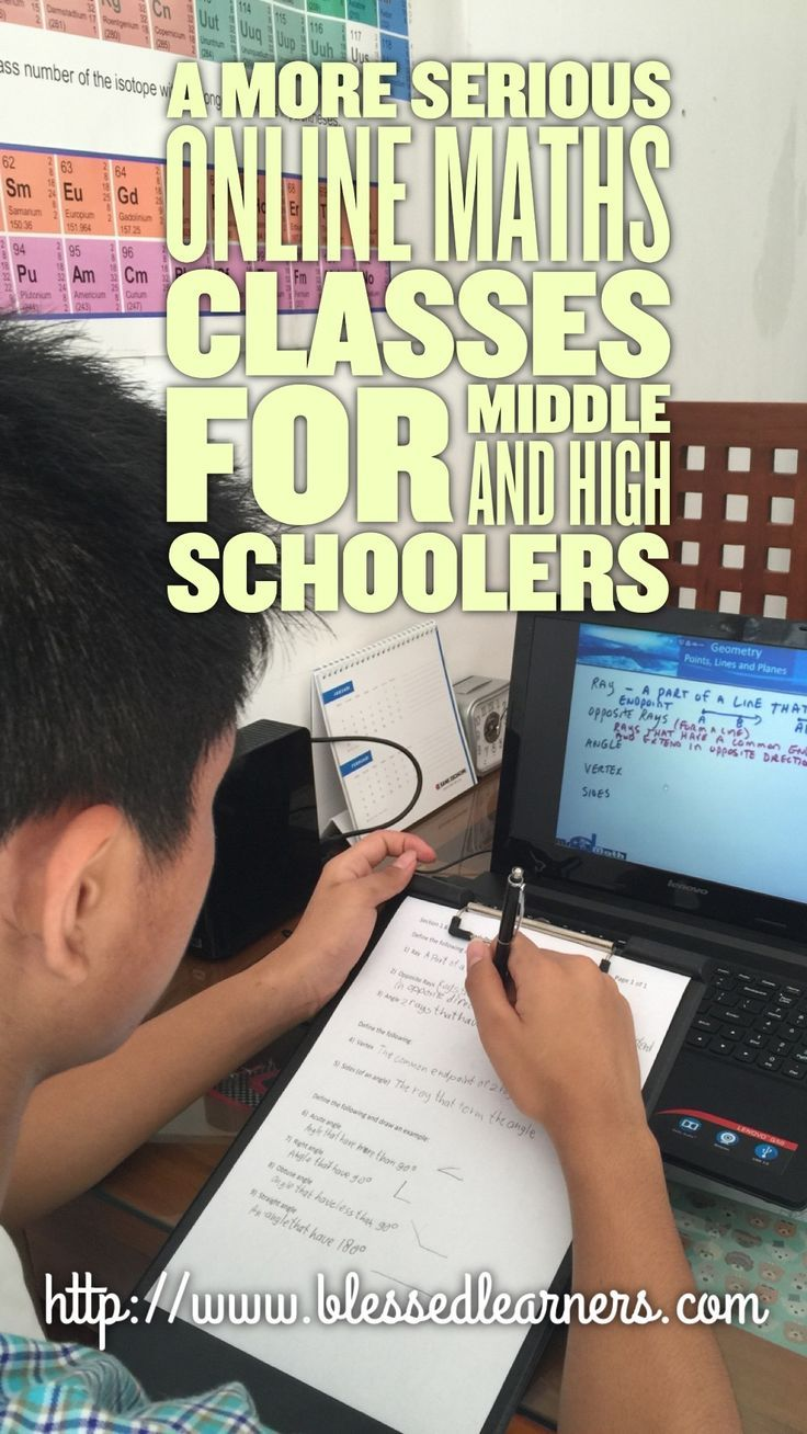 Online maths classes for middle and high schoolers is great to build independent learning. Prepare them for SAT, ACT, and other standardized Maths exams. Get Mr. D Math