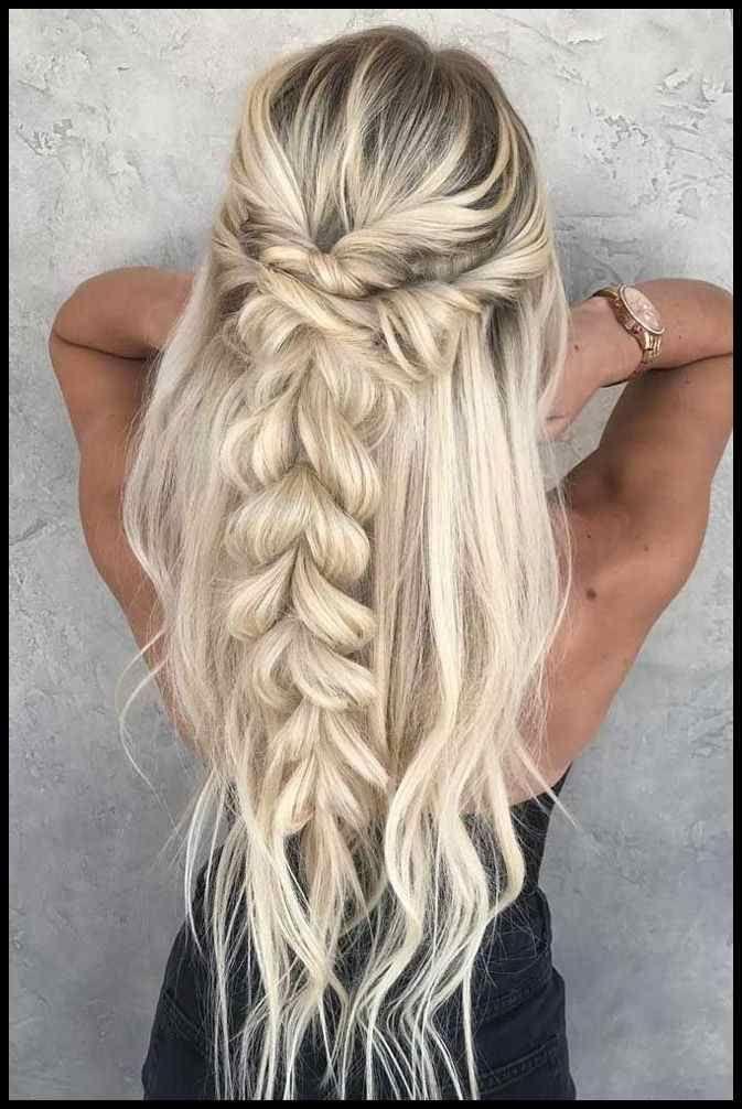 Fantastische Geflochtene Frisuren Ideen Frisuren Frauen Frisuren Tutorials Flechten Lange Haare Geflochtene Frisuren Flechtfrisuren