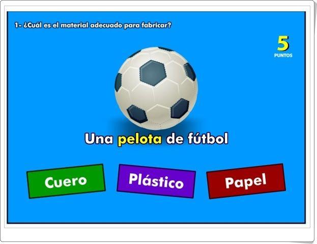 """""""Propiedades de los materiales"""" de portaleducativo.net"""