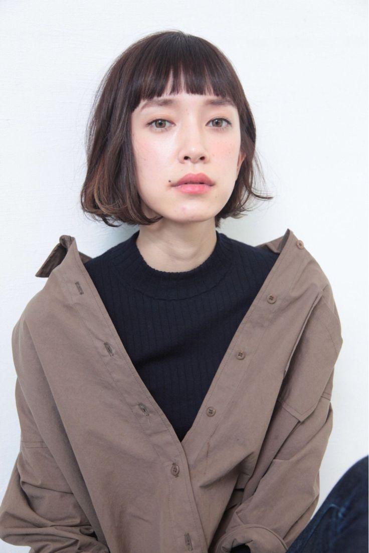 【HAIR】三好 佳奈美さんのヘアスタイルスナップ(ID:255253)