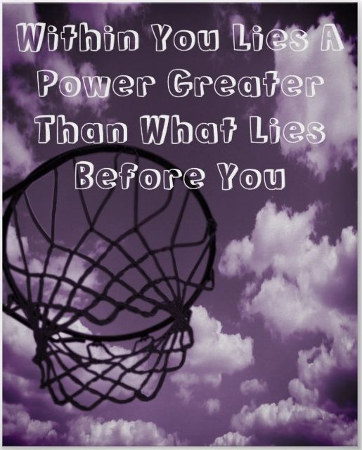 Inspirational netball quote. All Things Netball | Netball ...