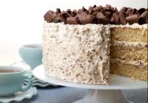 Southern Praline Cake   Imperial Sugar® Recipe