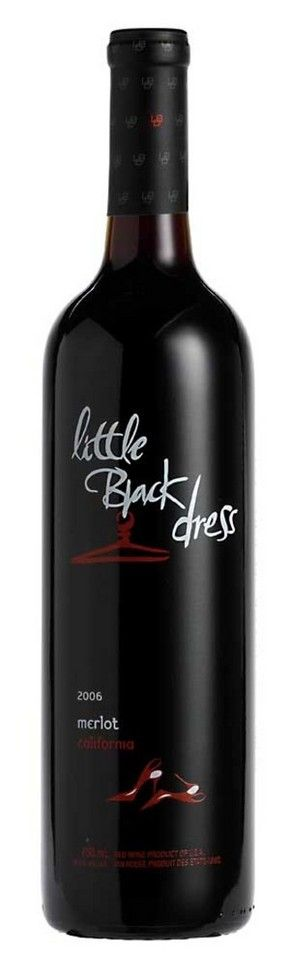 Hi Andrea,Thaby this one's for you for #winewednesday #packaging. Little Black Dress Merlot : )