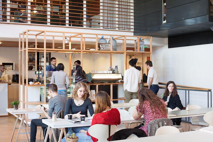 institut finlandais in paris by heju shops boutiques pinterest institut et paris. Black Bedroom Furniture Sets. Home Design Ideas