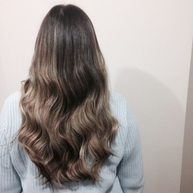 Balayage Hair by kimage dark blonde long hair ombré