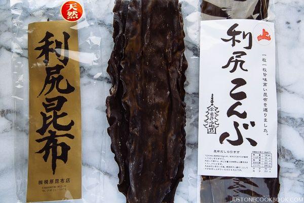Kombu Seaweed Kelp Pantry Just One Cookbook Japanese Diet Edible Seaweed Japanese Food
