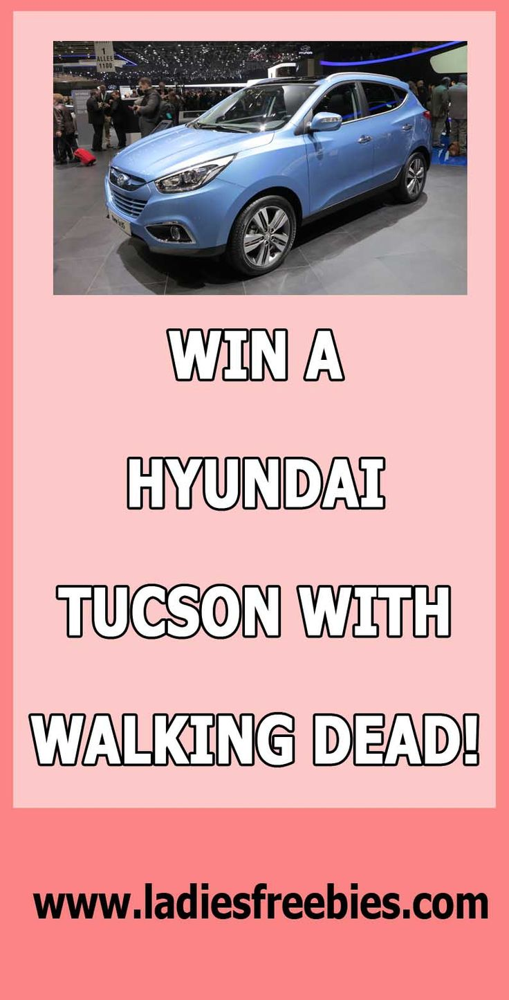 Would it be great if you get a free car for Christmas? Win A $65,000 Hyundai Tucson, here is your chance! #sweepstakes #giveaways