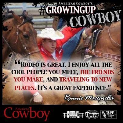 Rodeo Life Quotes Quotesgram