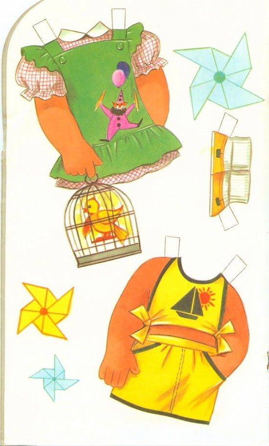 Tani Paper DollThis From Eugenia P S
