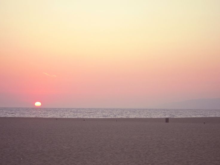 sunsets... Venice Beach