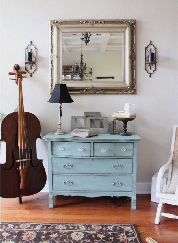 Instrumentos musicais que decoram :)