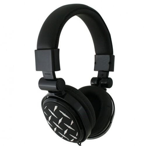 Diamond Plate Dimension 3D Headphones