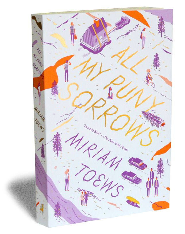 All My Puny Sorrows (paperback) - Sunra Thompson