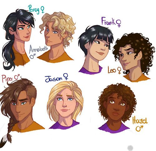 not much heroes of olympus art lately huh? Actually I've got a good amount of requests for this feeling like I had done enough genderbents for a lifetime though '-' I need to start obsessing over something new