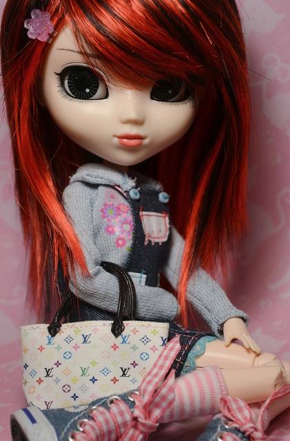 Pullip nahh-ato fashion doll 96