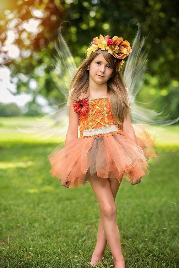 Fauve Fairy verjaardag set Fauve fee kostuum door TheMuseCreations