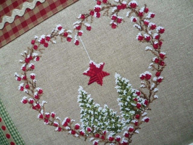 french cross stitch