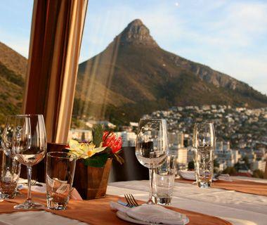 Top of the Ritz in Cape Town one of the world's top revolving restaurants.: Tops Revolvers, The Vineyard, Beef Jerky, Atlantic Ocean, Bays Beaches, South Africa, Capes Town Tops Restaurant, World Cups, Revolvers Restaurant