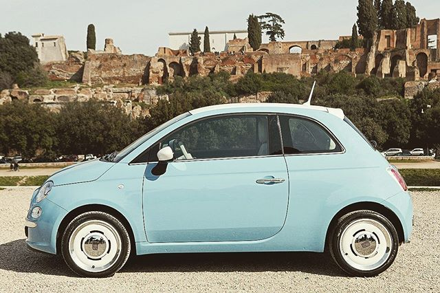Did You Know The Original Fiat500 Was One Of The Smallest Cars In