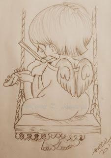 Arte * Vida: Anjinho e Violino